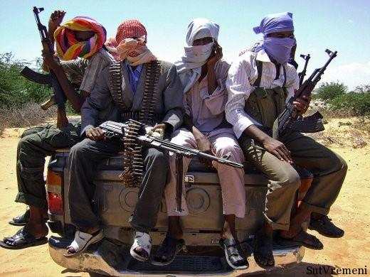 сомали боевики