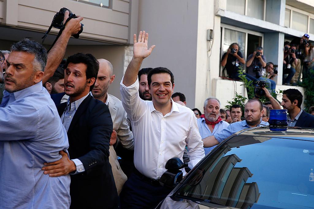 греция против ес