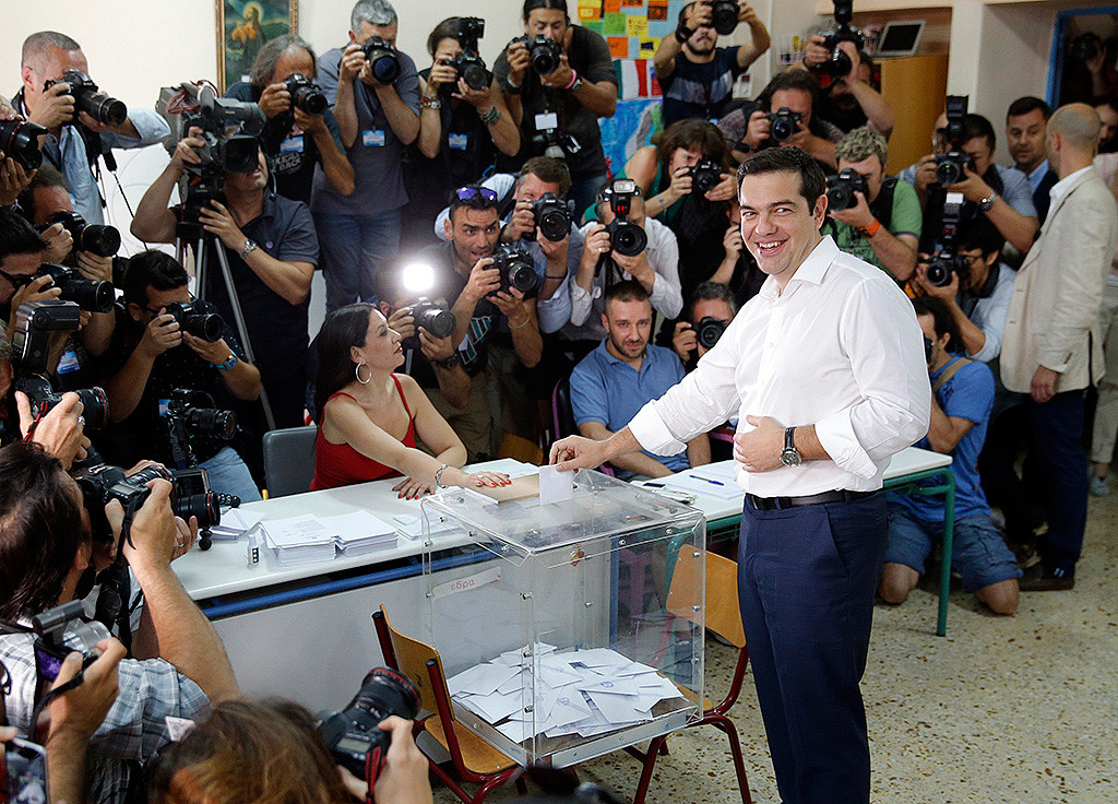 референдум греция